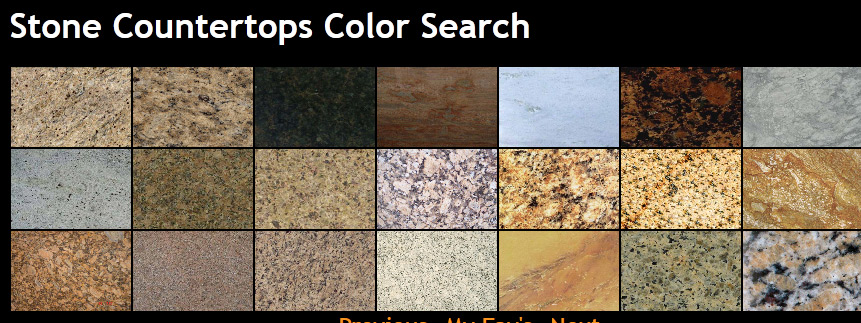 Kitchen Countertops Granite Colors granite countertops colors names - newcountertop